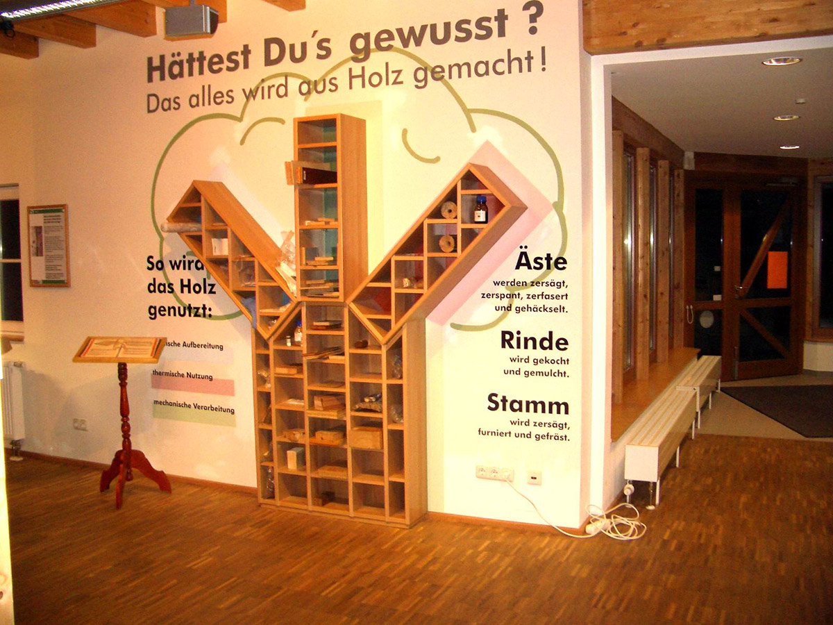 forst holztechnikmuseum holztechnik und holzmuseum. Black Bedroom Furniture Sets. Home Design Ideas