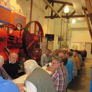 Holz+Technikmuseum würdigt ehrenamtliches Engagement