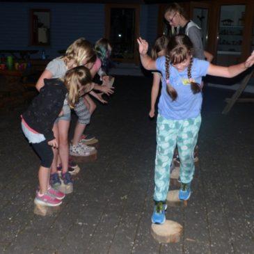 Ferienspiele 2017: Eine Nacht im Museum